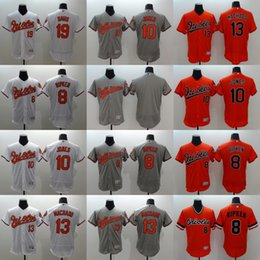 Wholesale 2016 Men s Elite Flexbase Baltimore Orioles Chris Davis Cal Ripken Jr Adam Jones Manny Machado Baseball Jerseys