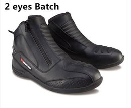 Wholesale Motorcycle Boots Men Racing Speed Motocross PB TD MR quot eyes quot Batch
