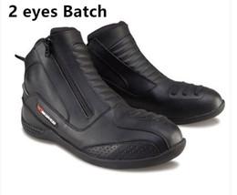 Wholesale Motorcycle Boots Men Racing Speed Motocross PB TD MR quot eyes quot Batch