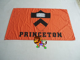 Princeton University Tigers Flag hot sell goods 3X5FT 150X90CM Banner brass metal holes