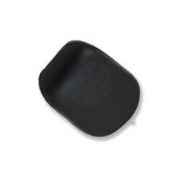 Black PU Rear Passenger Seat for Yamaha V Star 650 1998-2010