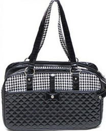 Pet Supplies Dog Bag Cat Bag Dog Carrier Tote Luggage Bag Traveling Portable Shoulder Bag Convenient Fashion 1PC 007#
