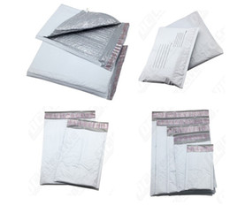 Wholesale Lime co extruded film bubble envelopes MM Co extruded film envelope bag Earthquake international courier bags High quality protection