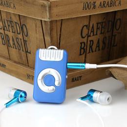 fashion Portable MP3 player Mini sport mp3 music player walkman lettore mp3 Support Micro SD TF 1-8GB