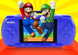 Wholesale New bit Handheld Game Console PXP3 Slim Portable Video Game Player Bundle Bit Games
