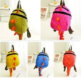 The Good Dinosaur kids Cartoon Arlo backpack kindergarten girls boys children backpack school bags cartoon animals smaller dinosaurs snacks