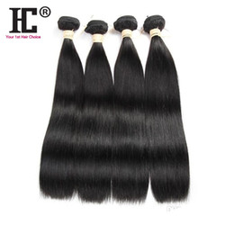 Peruvian Virgin Hair Straight 4 bundles 7A Unprocessed Virgin Peruvian Straight Hair Human Hair Extension Peruvian Straight Hair