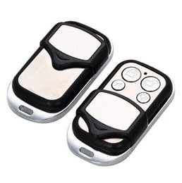 Cardiagnostics 2pc A345 280-450Mhz 3rd Generation Self-learning Radio Remote Control Multi Frequency Remote Control Face to Face Copy