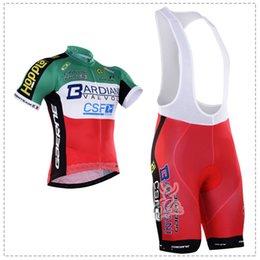 2016 BARDIANI Cycling Jersey Bicycle Breathable Racing Bicycle Clothing Quick-Dry Lycra GEL Pad Race MTB Bike Bib shorts