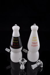 2016 New younger two type with 14.5mm joint sturdy Fab Egg Baby Bottle Oil Rigs water pipe quality glass free shippping