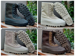 Wholesale Y Boot Moonrock Pirate Black Peyote Boots For Women Men Kanye West Shoes Classic Sports Fashion Casual Sneaker With box