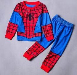 6 sets Kids Children Girls Boys Baby Costume Clothing Set Clothes Spiderman Kid Children Girls Boys Baby Cosplay Show Christmas cosplay