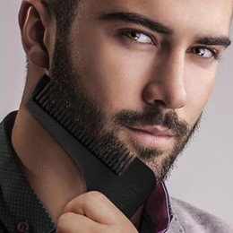 Wholesale The Beard Bro Beard Beard Bro shaping tool for perfect lines and symmetry USA SHIPPING best item