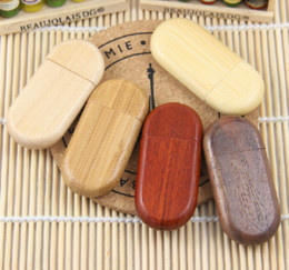Wooden personality creative gift customized wood USB flash drive u disk USB2.0 flash drive 4G 8GB 16GB 2GB