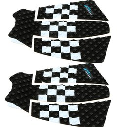 Wholesale New Arrival Anti slip EVA Surfboard Surfing Pad Deck Grip Tail Traction Foot Pad Surfing Equipment