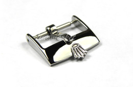 Wholesale New mm mm mm Brand Top Grade Stainless Steel Watchband BANDS Strap Deployments Clasp Buckle For Rolex Watch