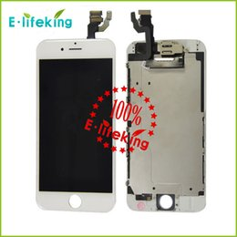 Wholesale Excellent Quality price For iphone plus Lcd Digitizer Displaiy Screen Assembly with bBlack white with home button camera