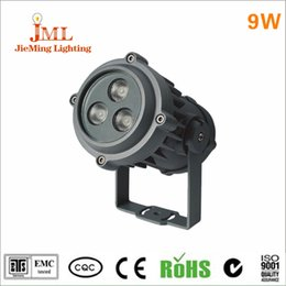 9w LED flood light IP65 CE,ROSH, CCC certification outdoor lighting white color temperature flood light