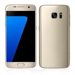 2017 8gb wifi GooPhone S7 Android 6.0 Smartphones 1G RAM 8G ROM Montré 3GB 64GB 64bit double sim cadre métallique Faux 4G LTE Phoes promotion 8gb wifi