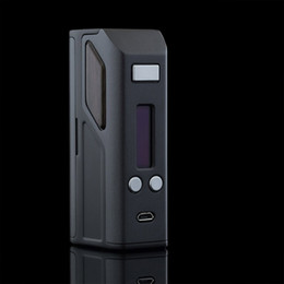 Wholesale Original Lost Vape Skar DNA W TC Mod Stainless Steel Atomizer Connector Powered by Evolv DNA75 Temperature