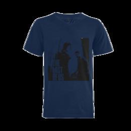 The Last Of Us V-Neck manches courtes de jeu vidéo 100% coton T-shirt (Taille USA) à partir de jeux vidéo usa fournisseurs