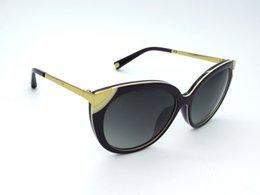 Wholesale 1 Original Quality LVZ0622E Amber Sunglasses LVZ0704U Attraction Pilot Sunglasses LVZ0936U Conspiration Pilot Sunglasses