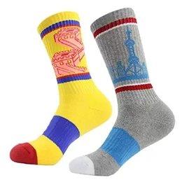 Wholesale High Quality China Custom Socks Manufacturer Design Your Own Socks Men s Women s Novelty Landmark Gifts Sock