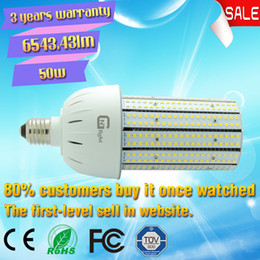 Wholesale Gas station led corn bulb w mogul screw base E39 E40 ceiling lighting lamps led replacement for w metal halide HPS HID