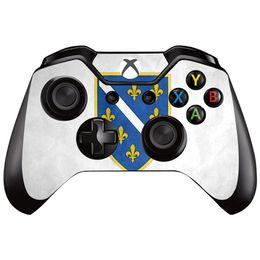 Controladores de xbox para la venta en venta-Vinilo Etiqueta Pegatina Popular Bosnia Y Herzegovina Modelo Para Xbox One Controller Skin Pegatinas Protector Para La Venta