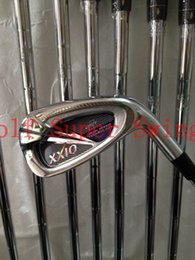 Brand New MP-800 Golf Irons Set 4-9PAS Dynamic Gold Steel Shafts DHL Free Shipping