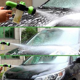New Coming Foam Water Gun Car Washer Water Gun High Pressure Car Wash Water Gun Home Car Foam Gun Shipping #EA10440