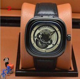Мужские квадратные наручные часы Оригиналы Выгодные