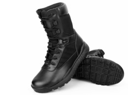 Wholesale Best quality super lightweight combat boot ankle height military outdoor tactical man military boot
