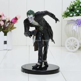 Wholesale Super Heroes Batman figure The Joker PVC Action Figure Collection Model Toy approx cm