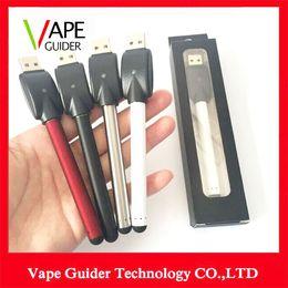 Wholesale O pen vape bud touch battery with USB Charger e cigarette cartridges wax oil pens thread for CE3 vaporizer pen Bud cartridges