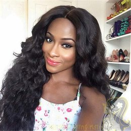 Unprocessed Brazilian Hair Full Lace Human Hair Wigs Glueless 130% Density Lace Front Wigs Baby Hair.