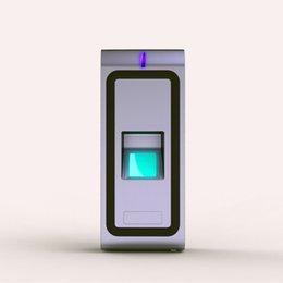 Wholesale Metal Housing Anti Explosion IP65 Waterproof Fingerprint Access Control System with kHz EM Proximity Reader