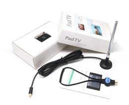 Wholesale 2016 ATSC Android TV Tuner Digital TV Receiver Mini USB ATSC TV Stick For Android Pad Phone For USA Canada Mexico Alaska South Korea