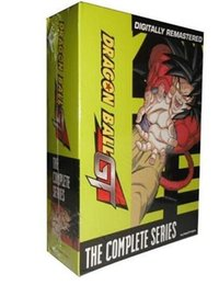 Wholesale The Dragon Ball GT the complete series the low price brand new Latest DVDS and Hot Seller by DHL free top quality