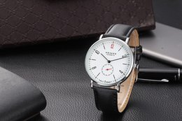 Wholesale Famous Brand Replica NOMOS Watches Leather Strap Luxury Watches for Men Minimalism Glashütte NOMOS Quartz Watches Christmas present
