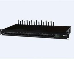 Wholesale Ejointech anti sim blocking channels wireless calling system goip gsm modem sim cards voip sms gateway ACOM616G