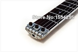 Wholesale New Arrival High Quality Classic Steinber ger Headless Portable Travel Electric Guitar Locking Tuner NA F Retail
