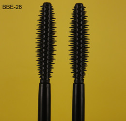 2017 Hot Sale Special Maybe MC Mascara Fiber Comb Brush Shape Type Tool Sets Container White Manufacturer for Eyelash Extension Glue QZ-28