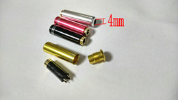 40pcs new 3.5mm 4Pole Female for Repair Headphone Earphone soldering adapter