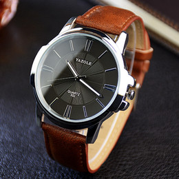 Man Business Band Leather Round Dial Casual for Mens New Arrival Fashion Man Sport Watch Quartz Analog Watch