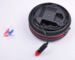 Wholesale Wholesaling DC V W Mini Portable Auto Electric Car Pump Air Compressor Tire Inflator Tools PSI
