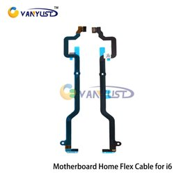 Wholesale High quality Home Button Motherboard Long Main Mainboard Extended Connector Flex Cable Ribbon For Apple iPhone plus Replacement