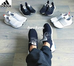 Wholesale Adidas Ultra Boost X Wood Wood WW Consortium Wmns Running Shoes Men Women UltraBoost Cheap Classic Sneakers Black White Size Free Ship