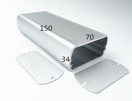 Wholesale Made in China series high quality Aluminum Extrusion Enclosure Length Aluminum box Aluminum Extrusion Box