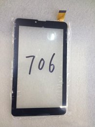 For 7 Inch 706 Phone Tablet Touch Screen touchscreen Display Glass Digitizer Digitiser Panel Replacement
